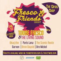 Fresco & Friends @ The Grog Shop