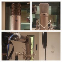 Vocal Recording Microphone Shootout